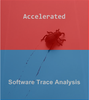 Accelerated Software Trace Analysis Logo