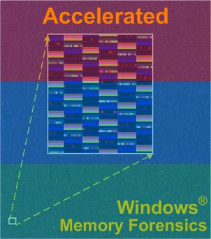 Accelerated Windows Memory Forensics Logo