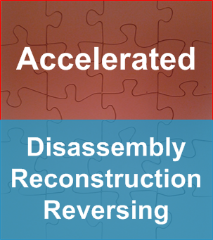 Accelerated Disassembly, Reconstruction and Reversing Logo