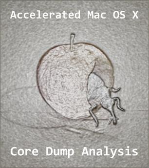 Accelerated Mac OS X Core Dump Analysis Logo