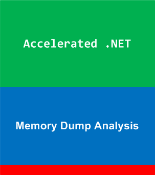 Accelerated .NET Memory Dump Analysis Logo