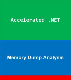 Accelerated .NET Memory Dump Analysis Logo