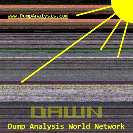 Dump Analysis World Network Logo
