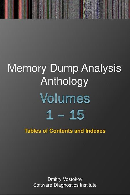 Memory Dump Analysis Anthology Volume 7