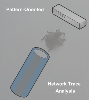 Pattern-Oriented Network Trace Analysis Logo