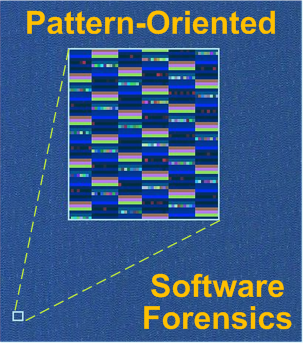 Pattern-Oriented Software Forensics Webinar Logo