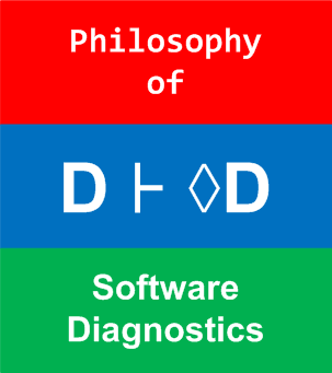 Introduction to Philosophy of Software Diagnostics Logo